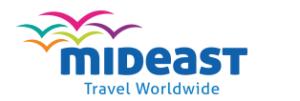 Mid East travel